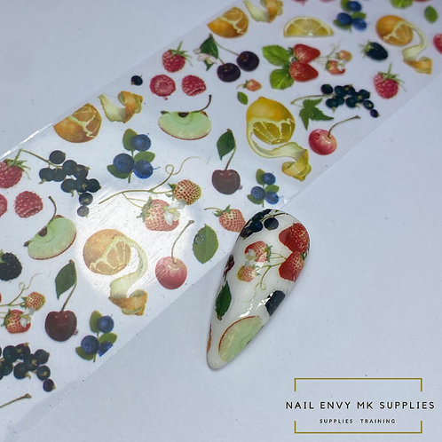 Fruit Twist Foil