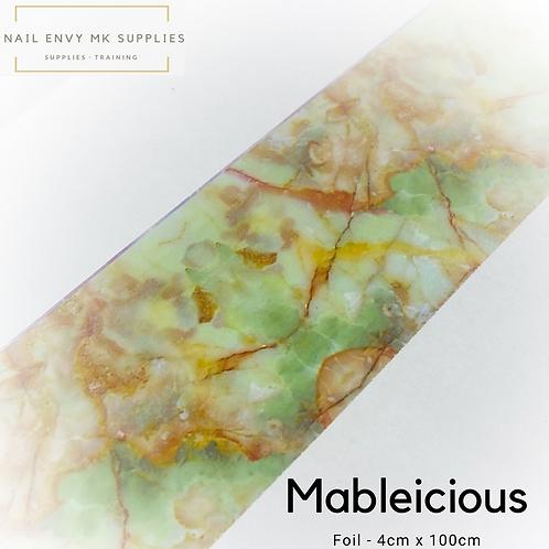 Foil - Marbleicious