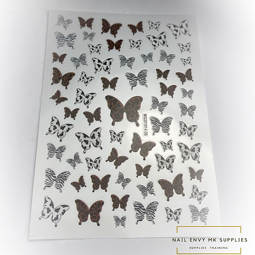 Butterfly Prints Design 1