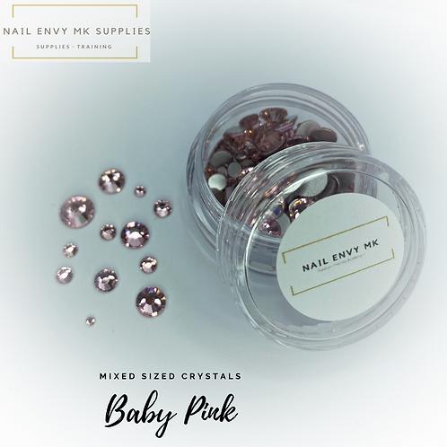 Baby Pink Crystals