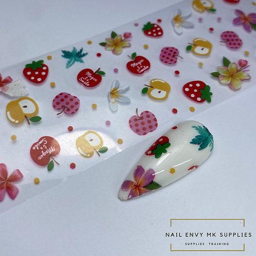 Sweet Apple Foil