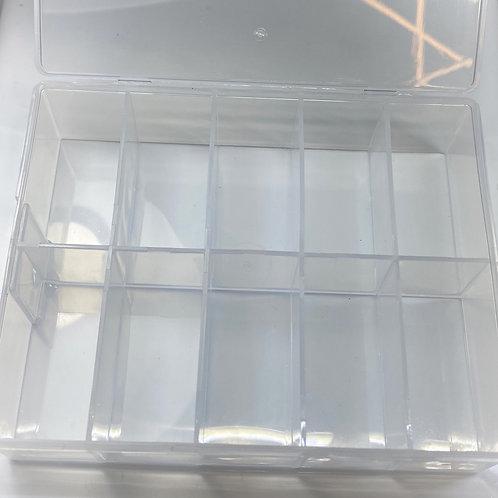 Empty Nail Tip Storage Box