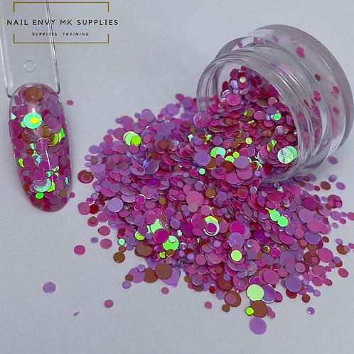 Tahiti Glitter Dots