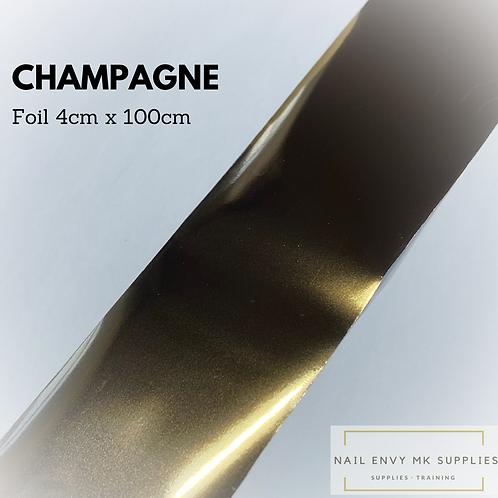 Foil - Champagne
