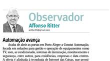 #ClienteACK: Constat Automação no Jornal do Comércio