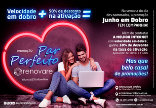 Anúncio Promo