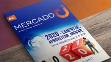 Aceká entrega mais uma edição da Revista Mercado TI