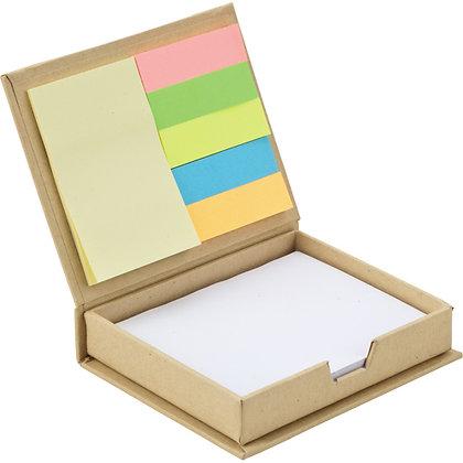 Renkli Yapışkanlı Notluk GD-011
