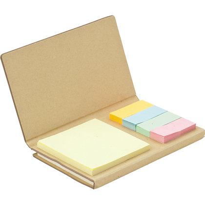 Renkli Yapışkanlı Notluk GD-009