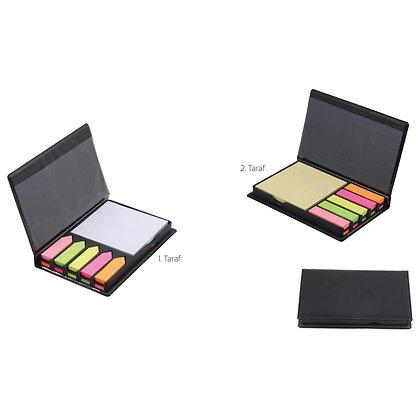 Renkli Yapışkanlı Notluk PT-6353