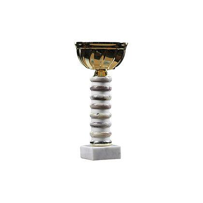 Metal Tas Kupa X006-C