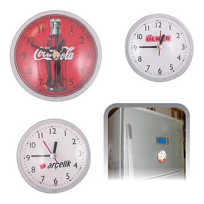 Plastik Buzdolabı Saati BS-3210