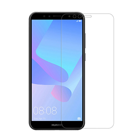 Huawei Y6 2018 (2.5D Tempered)