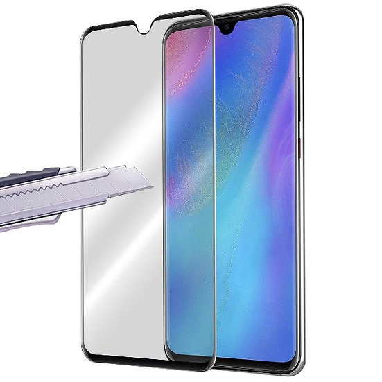 Huawei P30 (5D Tempered) (Black)