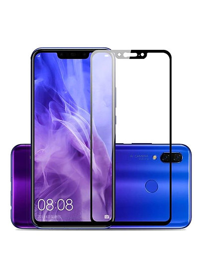 Huawei Nova3/Nova3i (5D Tempered) (Black)