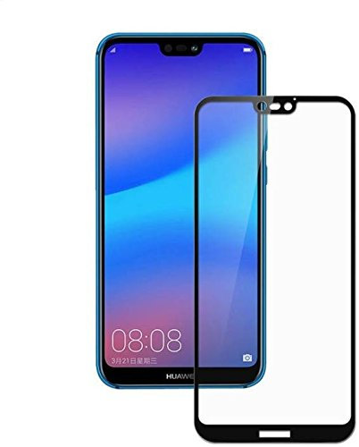 Huawei Nova 3E (5D Tempered) (Black)