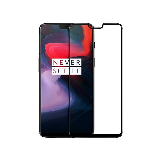 OnePlus 6T (Full glue Tempered)
