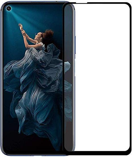 Huawei Nova 5T (5D Tempered) (Black)