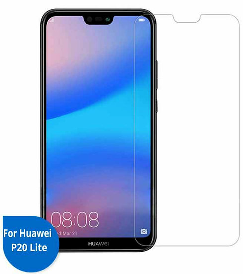 Huawei P20 lite (2.5D Tempered)