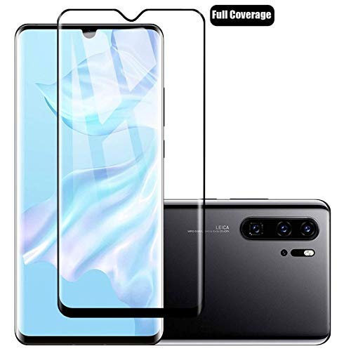 Huawei P30 Pro (5D Tempered) (Black)