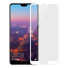 Huawei P20 Pro (5D Tempered) (White)