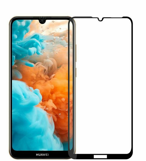 Huawei Y6 Pro 2019  (5D Tempered)
