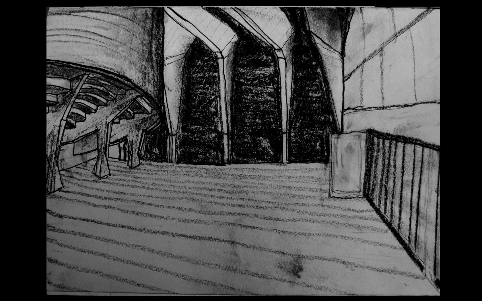 Drawings-Interiors | architettura
