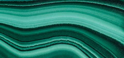 The green malachite. Photo texture. Macr