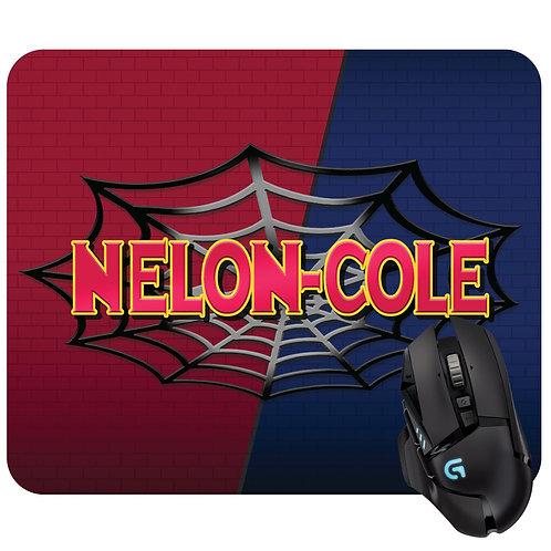 Nelon-Cole Logo Mousepad
