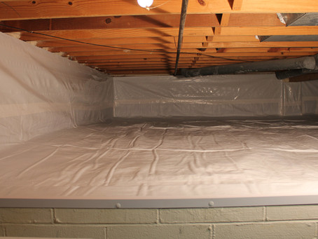 A Safer Crawlspace with WhiteCap Encapsulation
