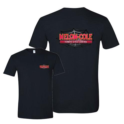Nelon-Cole Pest Control - Black T-Shirt