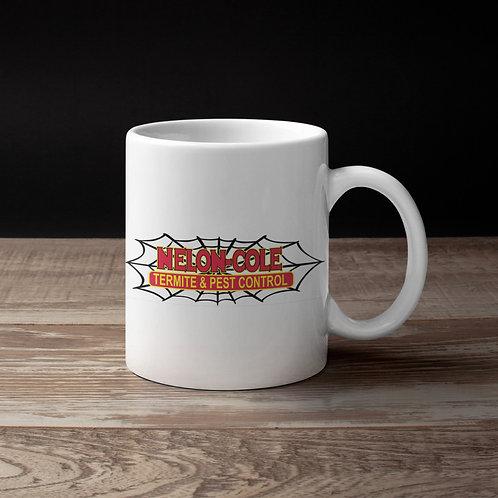 Nelon-Cole Pest Control (Classic Logo) Coffee Mug