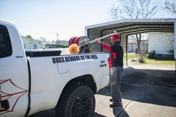 Our technicians are expertly trained, and carry all the tools needed to complete the job on-site.
