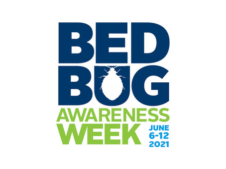 Bed Bug Awareness Week June 6-12