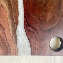 White River Board Detail