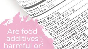 Food Additives: Harmful or Harmless?