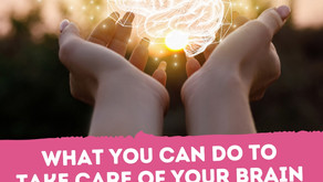 Start Now to Maintain Brain Health As You Age