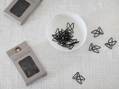 Paper clip, Cateye