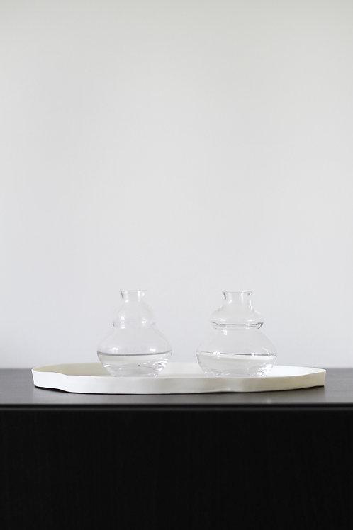Mini clear vase 4