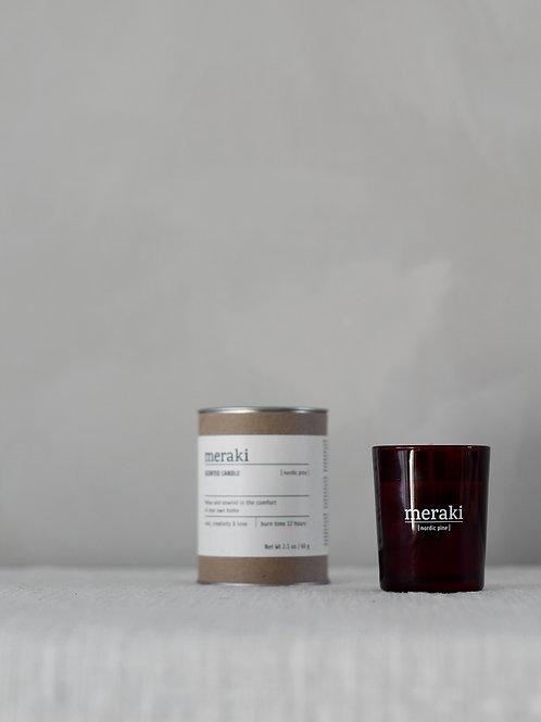 Geurkaars, Nordic pine