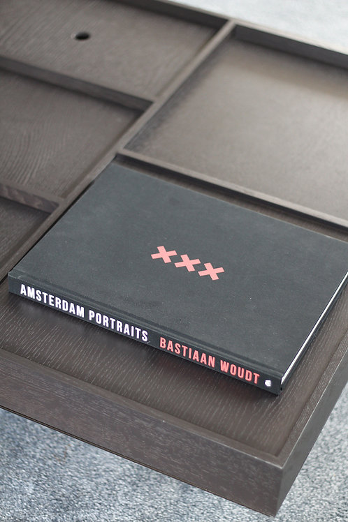 Amsterdam Portraits, Bastiaan Woudt