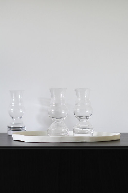 Mini clear vase 5