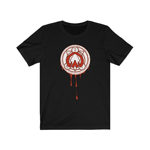 LIMITED TIME: Cult of the Red Hoof Initiation Tee (MRG Collection)