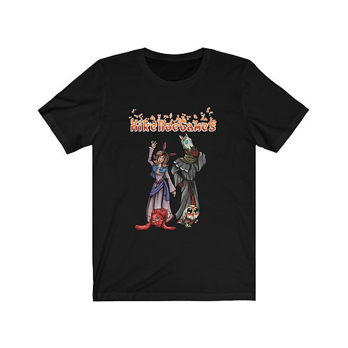 Character Line Up Tee (MRG Collection)