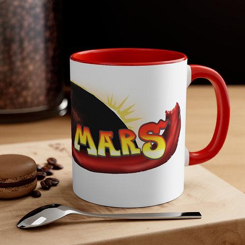 Dark Mars Online Mug, 11oz