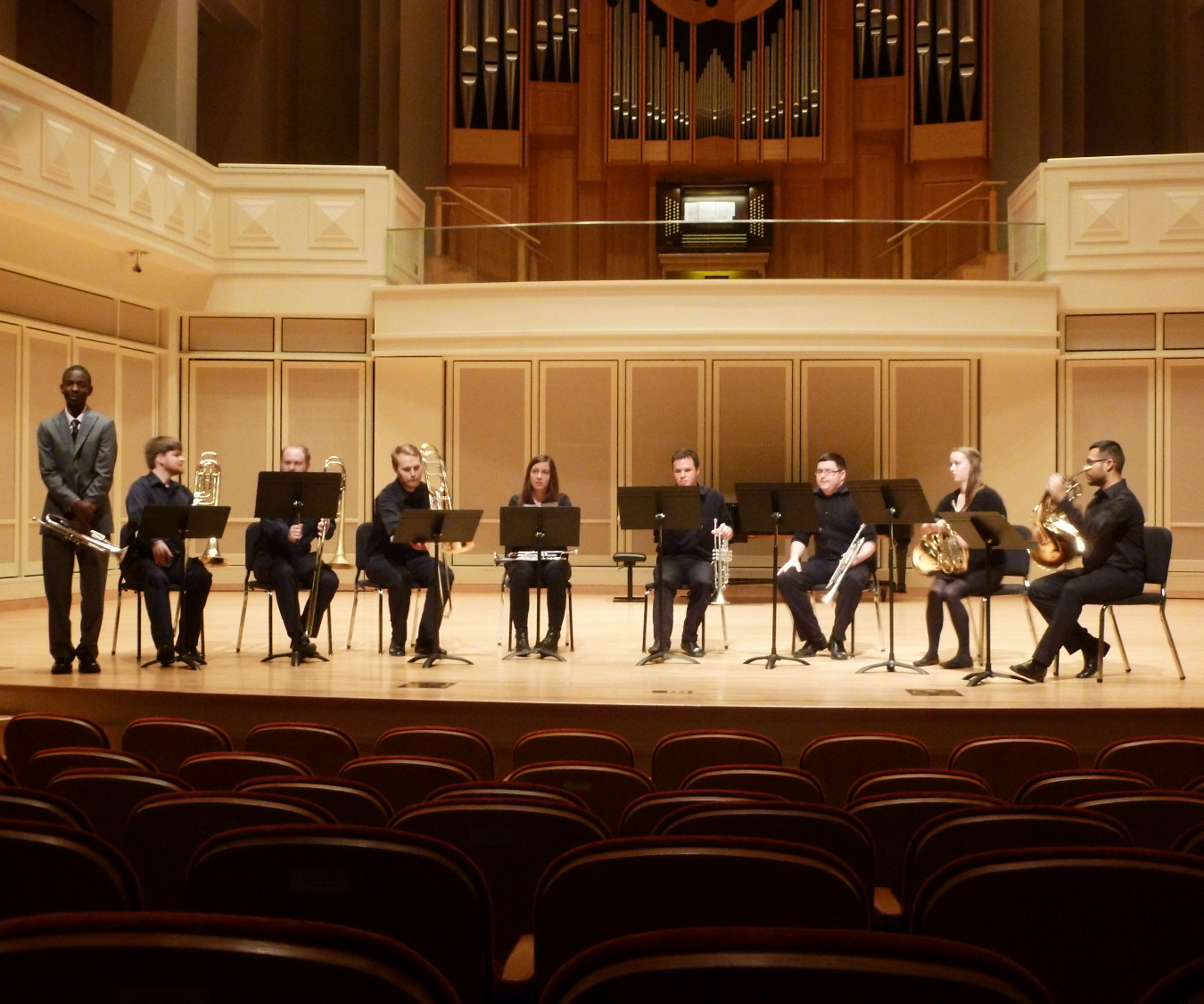 Masters Recital: Indiana University