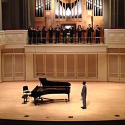 Masters Recital: Indiana University