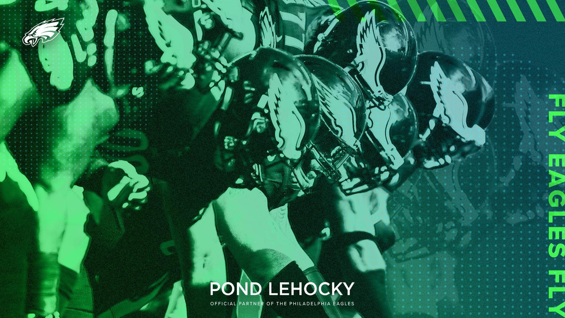 Eagles Computer Background Design