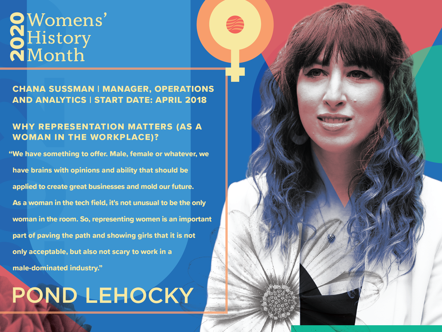 Women's History Month Feature