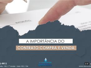 A importância do contrato de Compra e Venda